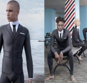 Κομψοί ακόμα και στην παραλία...απολαύστε το μαγιό-κοστούμι για στυλ! - Περίεργα-Funny