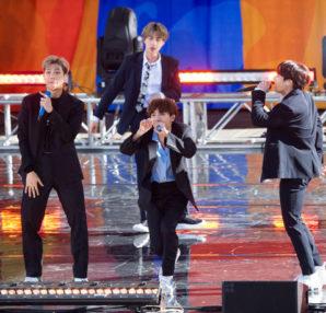 Οι BTS ενώνουν τις δυνάμεις τους με τη UNICEF για τον τερματισμό της σχολικής βίας