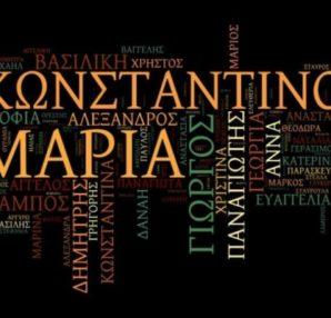 Αυτά είναι τα πιο περίεργα ελληνικά ονόματα που δεν ξέρατε μέχρι τώρα! - Περίεργα-Funny