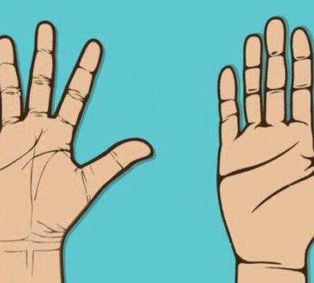 8 παράξενες αλήθειες που αποκαλύπτουν τα χέρια σας για την προσωπικότητά σας! - Funny-Περίεργα