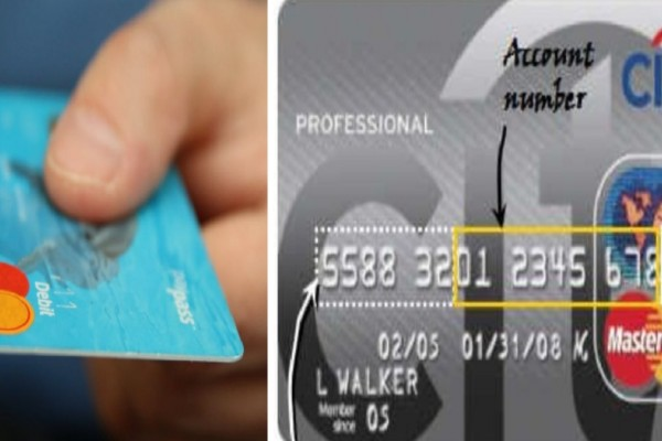 ΑΤΜ: Τι σημαίνουν οι αριθμοί στην πιστωτική κάρτα; Τι κρύβεται από πίσω... - Funny-Περίεργα