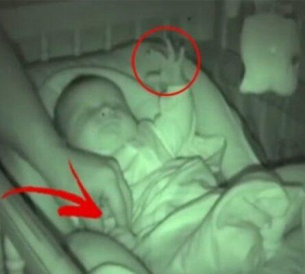 Έβαλε κρυφή κάμερα για να δει τι κάνει ο πατέρας με το μωρό όταν είναι μόνοι - Δεν πίστευε στα μάτια της - Funny-Περίεργα